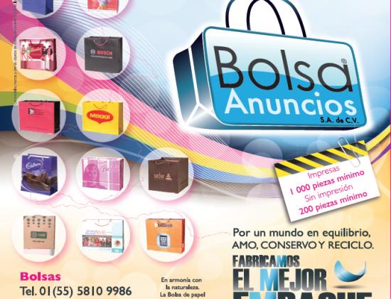 BOLSA ANUNCIOS S.A. DE C.V.