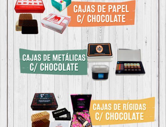 Chocolates Rojokokoa